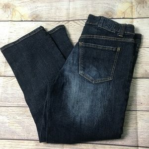 Ruff Hewn cropped denim pants